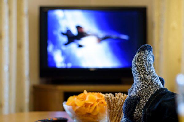 MK Africa - Watching TV