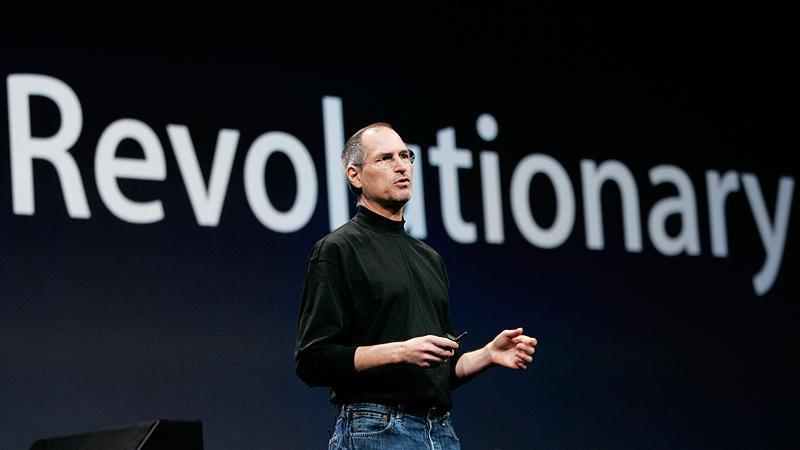 Maurice Kerrigan Africa Steve Jobs