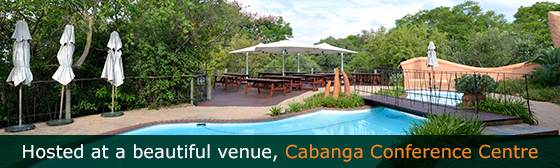 Cabanga Conference Centre Banner 2