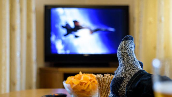 Binge-Watching TV Shows MK Africa