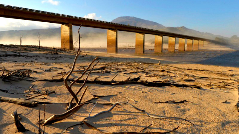 Cape Town Worst Drought 2018